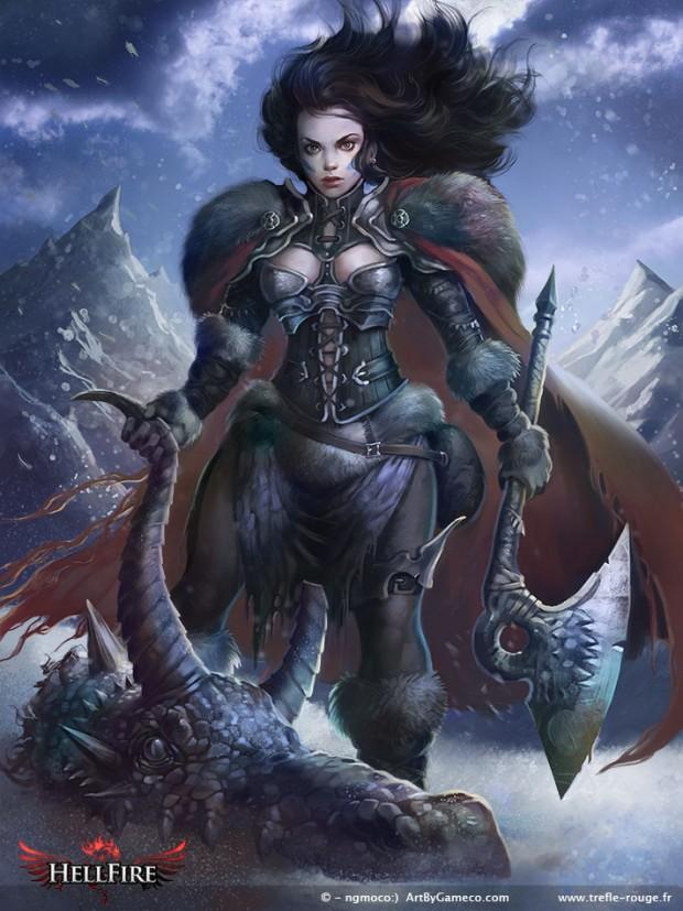 dragon slayer ella 2