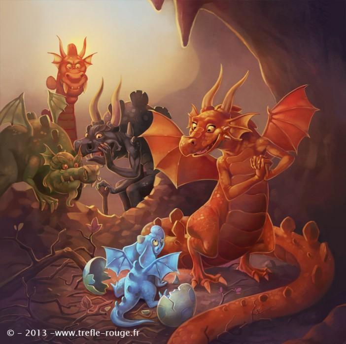 Azuro le dragon bleu Jeremie-fleury-azuro04