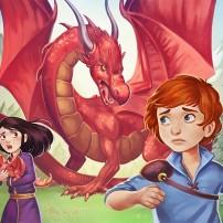 L'Enfant Dragon : Tome 1 - La première Flamme