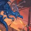 L'île aux dragons : Tome 1 - Braise