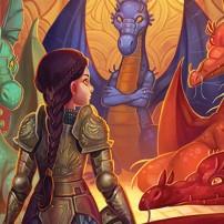 L'île aux dragons : Tome 2 - Le borgne rouge