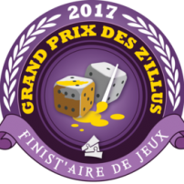 Fourberies remporte le grand prix d'illustrations de Finist'aire de jeux