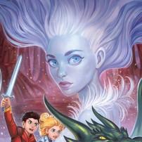 Malenfer - Terres de Magie  – Tome 4 : Les sorcières des marais