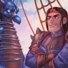L'île aux dragons : Tome 3 - L'homme aux jambes de fer