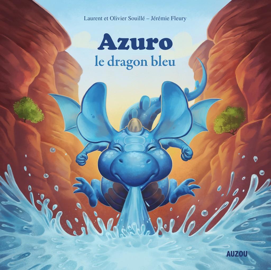 Azuro le dragon bleu Azuro-COUV--1024x1022