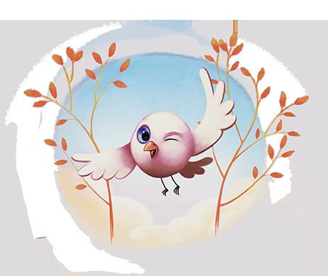 azuro-oiseau