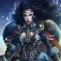 Concept Art - Hellfire : Dragon's Slayer Ella