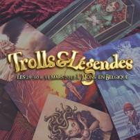 Salon Trolls & Légendes - Expo et dédicaces le 30 et 31 Mars