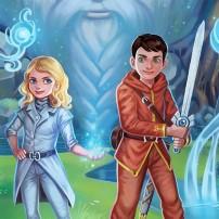 Malenfer, La forêt des ténèbres - Tome 2 : La Source Magique