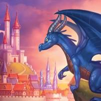 La colère des dragons : Tome 1 - Le retour du roi-dragon