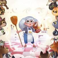 Blanche et les chats tome 1